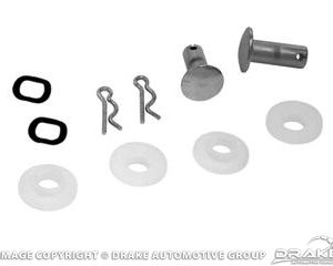 64-68 Convertible Top Clevis Pin Kit