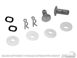 64-68 Convertible Top Clevis Pin Kit