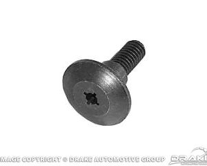64-68 Convertible Top Clamp Truss Head Screw