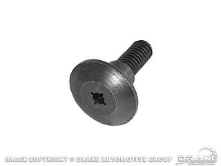64-68 Convertible Top Clamp Truss Head Screw