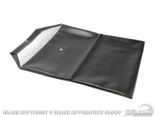 64-73 Convertible Top Boot Bag (Black)