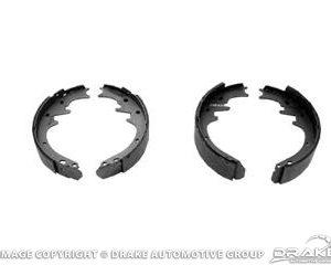64-70 Rear Brake Shoes (170, 200 Convertable)