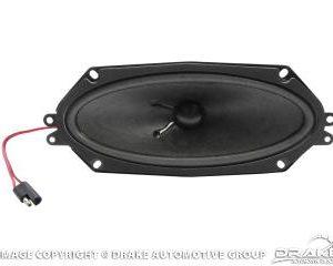 64-66 Original Dash Speaker