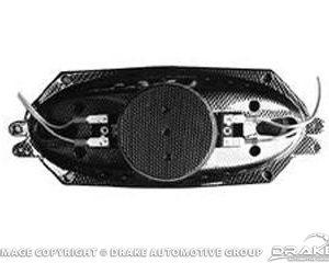64-66 Dual Voice Coil Speakers