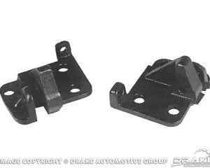 64-67 Convertible Latch Mouting Base