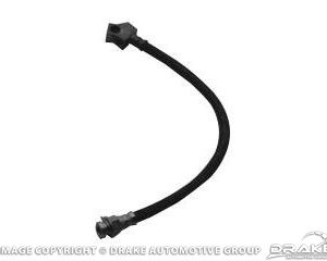 65-66 RH Rear Brake Hose (GT or Factory Dual Exhaust)
