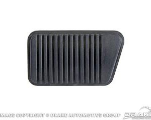 65-73 Brake Pedal Pad Manual (Drum Brakes, Standard)