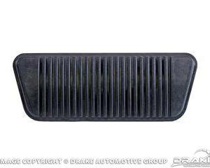 68-73 Brake Pedal Pad (Drum, Auto)