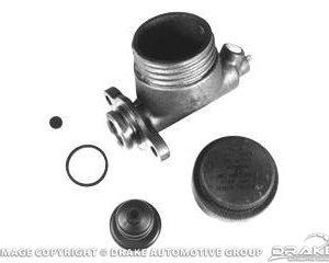 1966 Master Cylinder Drum Brakes