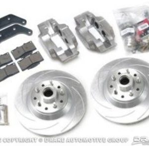 "64-67 ""Force 10"" Disc Brake Upgrade Kit"
