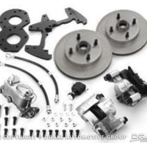 64-66 Disc Brake Conversion Kit with Master Cylinder (6 cylinder, non-power)
