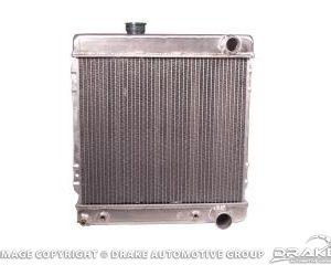 64-66 2 Core Hi-Po Aluminum Radiator (260, 289)