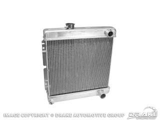 64-66 2-Row Aluminum Radiator (for Manual Trans)