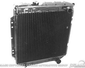 64-66 3-Core Radiator (V8)