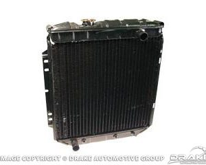 70 3 Row Hi-flow Radiator (250-351)