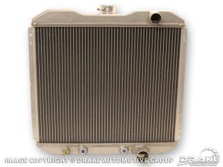 67-69 Small Block 2 Row Aluminum Radiator