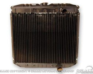 67-69 3 Row Hi-flo Radiator (Small Block, without A/C)