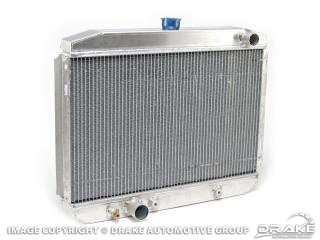 68-70 2-Row Hi-Po Aluminum Radiator (Big Block)