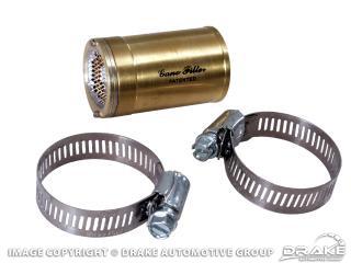 64-73 High Performance Brass Gano Filter (6 cylinder)