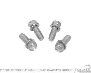 66-73 Clutch Fan Bolts