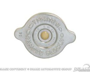 64-66 Concours Radiator Cap (Zinc)