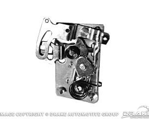 65-66 Door Latch Assembly (LH)