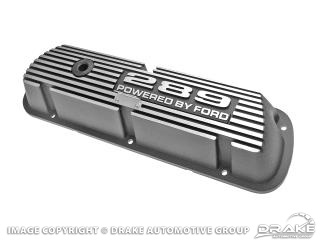 289 Aluminum Valve Covers (Pair)