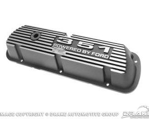 351 Aluminum Valve Covers (Pair)