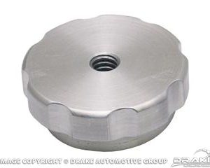 Billet Air Cleaner Knob (with Hole)