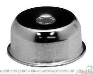 65/8 Oil Caps (Twist-on, chrome, Motorcraft)