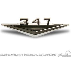 64-6 347 Fender Emblem