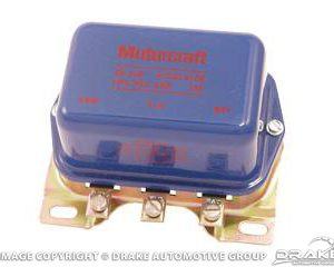 1964 Motorcraft Voltage Regulator For Generator