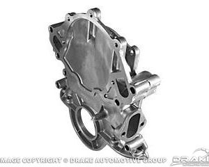 65-67 Timing Chain Cover (289, 302 For Cast Iron Water Pump Has Molded in Timing pointer)
