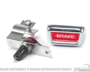 Parking Brake Warning Light (Stick-On)