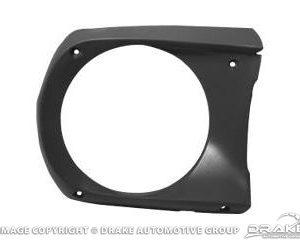 65-66 Headlamp Door (RH)