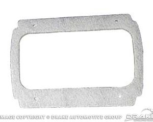 64-6 Tail Light Housing Gasket