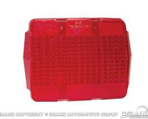 64-66 Tail Light Lens