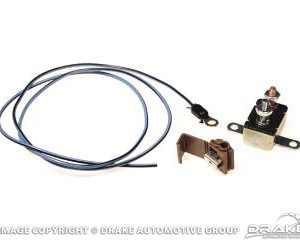 65-68 Fog Lamp Circut Breaker