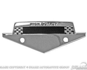 64-66 High Output Emblem