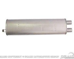 64-66 Muffler (8 Cylinder Single Exhaust)