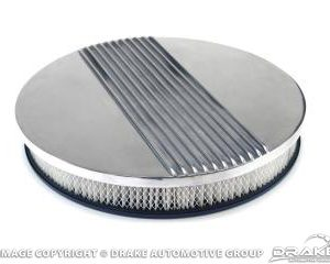 "14"" Aluminum Finned Air Cleaner Assembly"