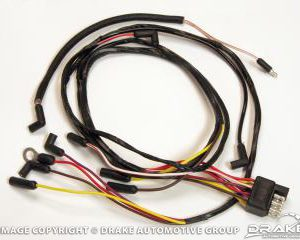 1966 Engine Gauge Feed Harness (8 Cylinder)