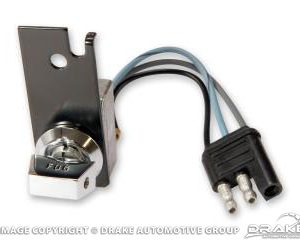1967 Fog Lamp Switch