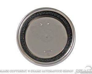 67-68 Dash Panel Base Plate