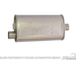 68-70 Muffler (6 Cylinder, 200)