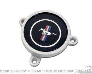 1969 Deluxe Steering Wheel Emblem