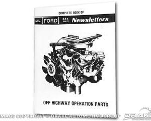 The Complete Book of Ford O.H.O. Newsletters