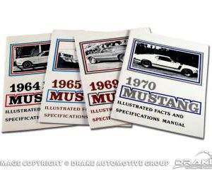 1964 Mustang Facts Book