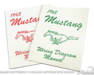 1965 Wiring Diagram Manual