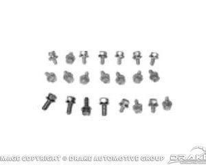 67-70 Oil Pan Bolt Kits (390, 427, 428)